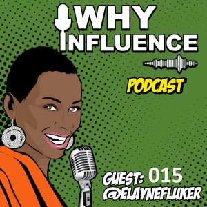 Why Elayne Interviews Over 300 Guests Per Year on Her Podcast. –with Elayne Fluker | 015