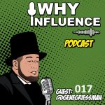 Gene Griessman Shares Why He Becomes Abraham Lincoln in His One Man Show.   017